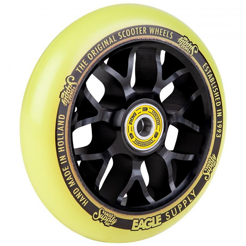 Eagle Supply Standard Line X6 Wheel 110mm - Yellow