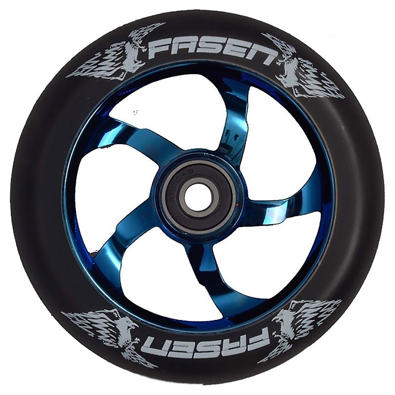 Fasen Raven 110mm Wheel - Burnt Pipe