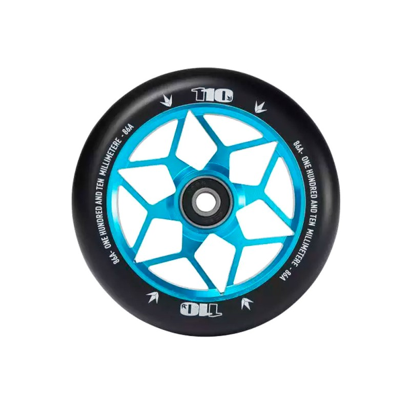 Blunt Diamond 110 mm Wheel - Teal