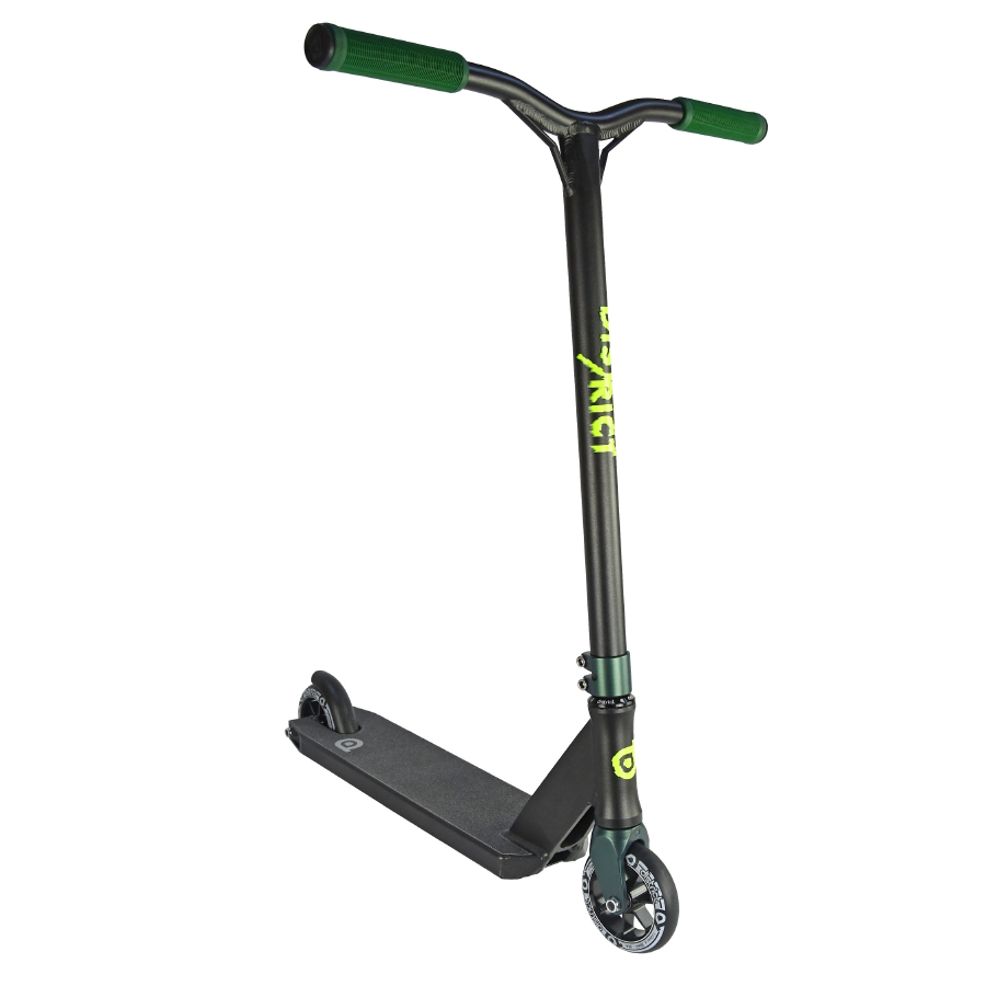 District C50 Scooter - Pearl Black