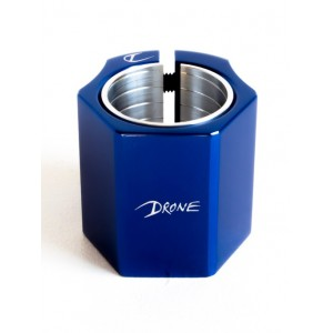 Drone 'Didi' Hive Double Clamp - Blue