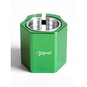 Drone 'Didi' Hive Double Clamp - Green