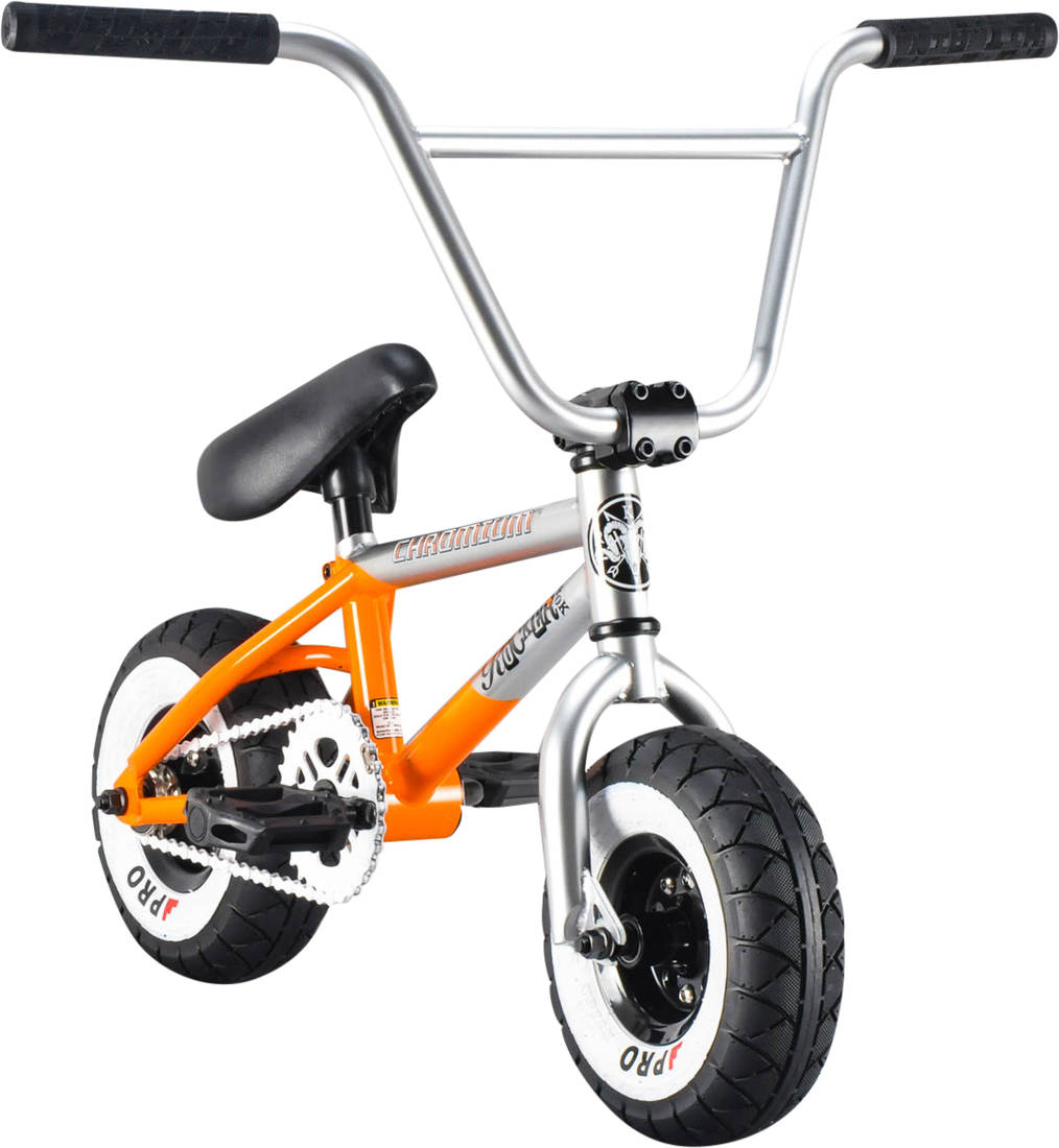 Rocker Irok+ Chromium Mini BMX Bike
