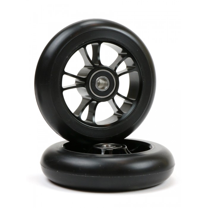 Blunt 10 Spokes Wheel 100mm - Black