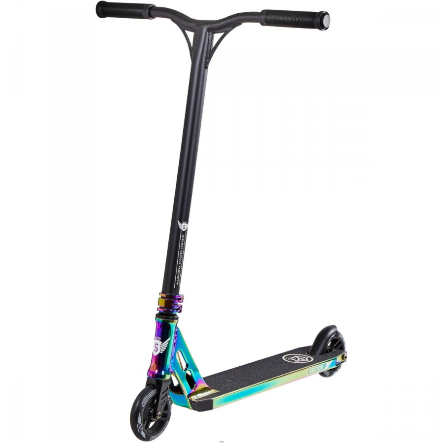 Longway Sector V2 Scooter - Neochrome