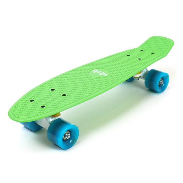 Area Candyboard Cruiser - Green / Blue