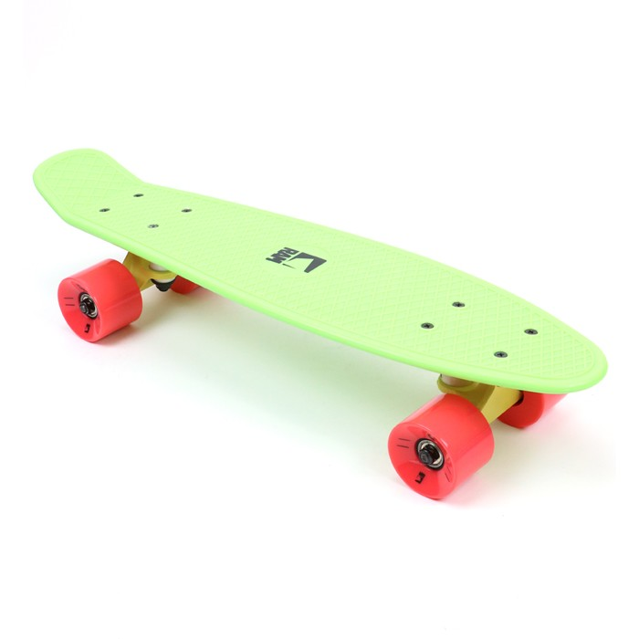 "RAM Old School Mini Cruiser 22"" - Melon Green"