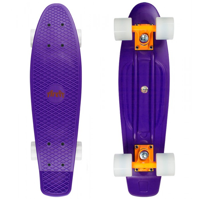 Area Candyboard Cruiser - Purple / Orange