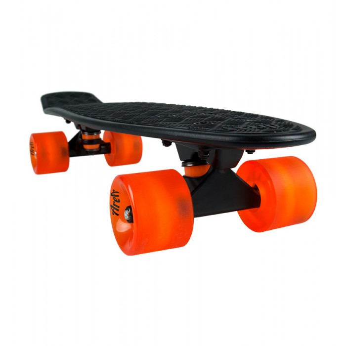 Area Candyboard Understatement Cruiser - Black / Orange
