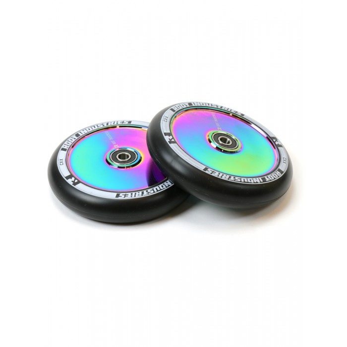 Root Industries Air Wheels 120mm - Black / Neochrome 2 ks