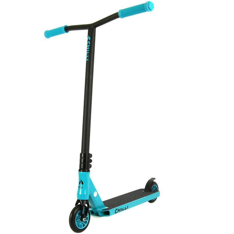 Freestyle kolobežka - Chilli Ice Reaper Scooter - Black / Mint