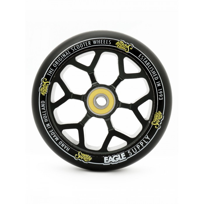 Eagle Supply Standard Line 6M Wheel 110mm - Black
