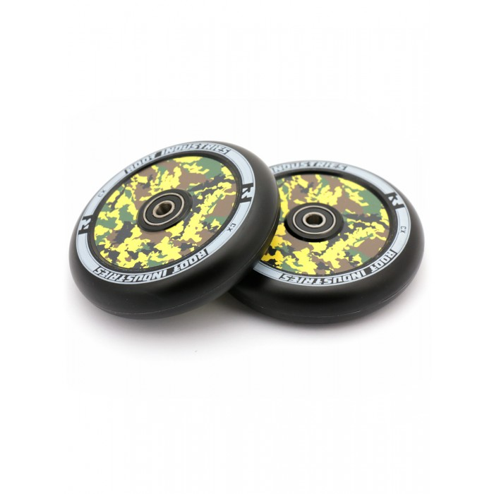Root Industries Air Wheels 110mm - Camo 2ks