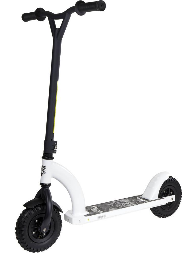 JD Bug Dirt Pro Scooter White