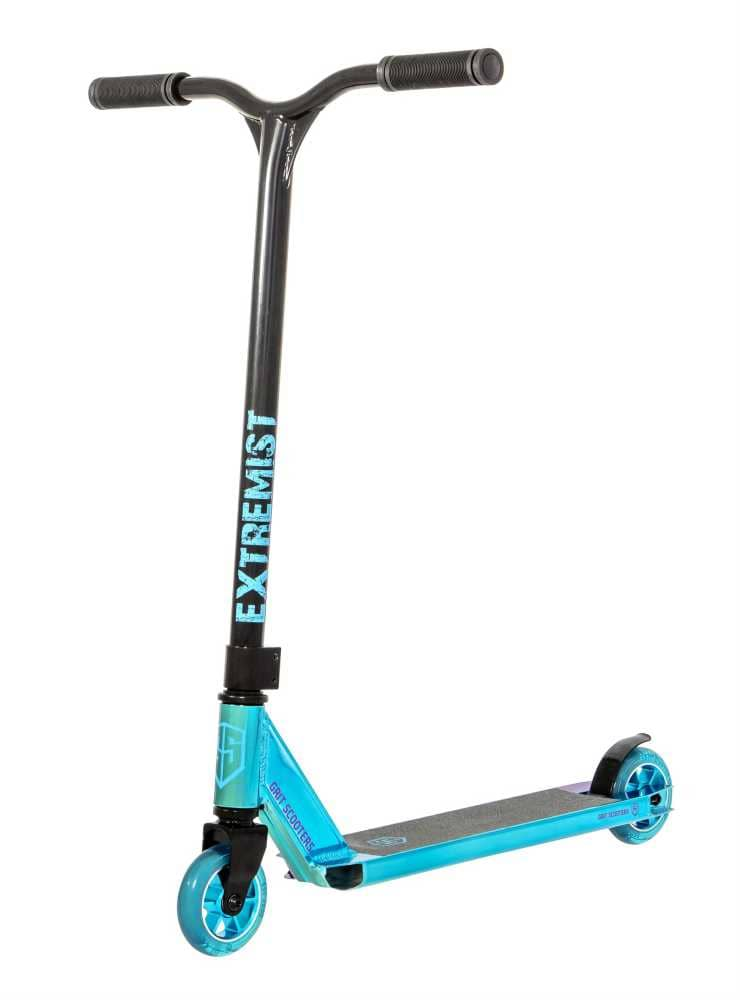 Grit Extremist 2021 Scooter - Vapour Blue/Purple/Black