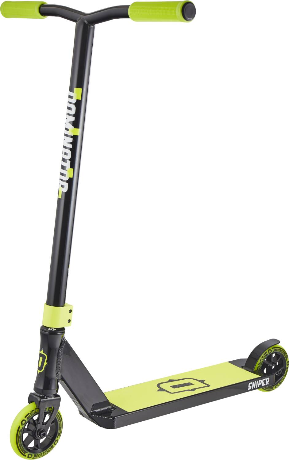 Dominator Sniper Scooter - Black / Yellow