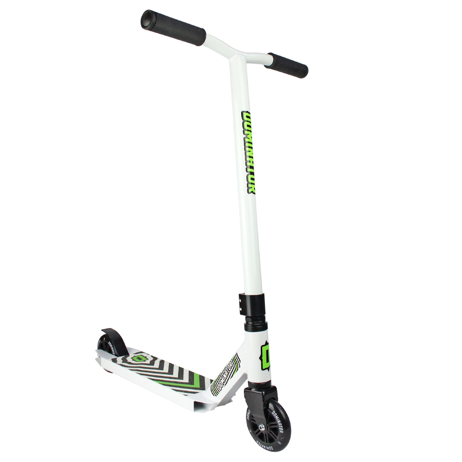 Dominator Scout Scooter - White