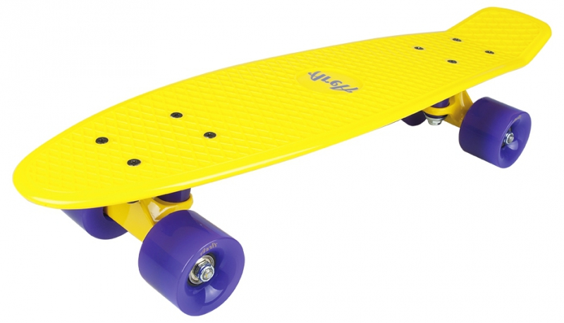 Area Candyboard Cruiser - Yellow