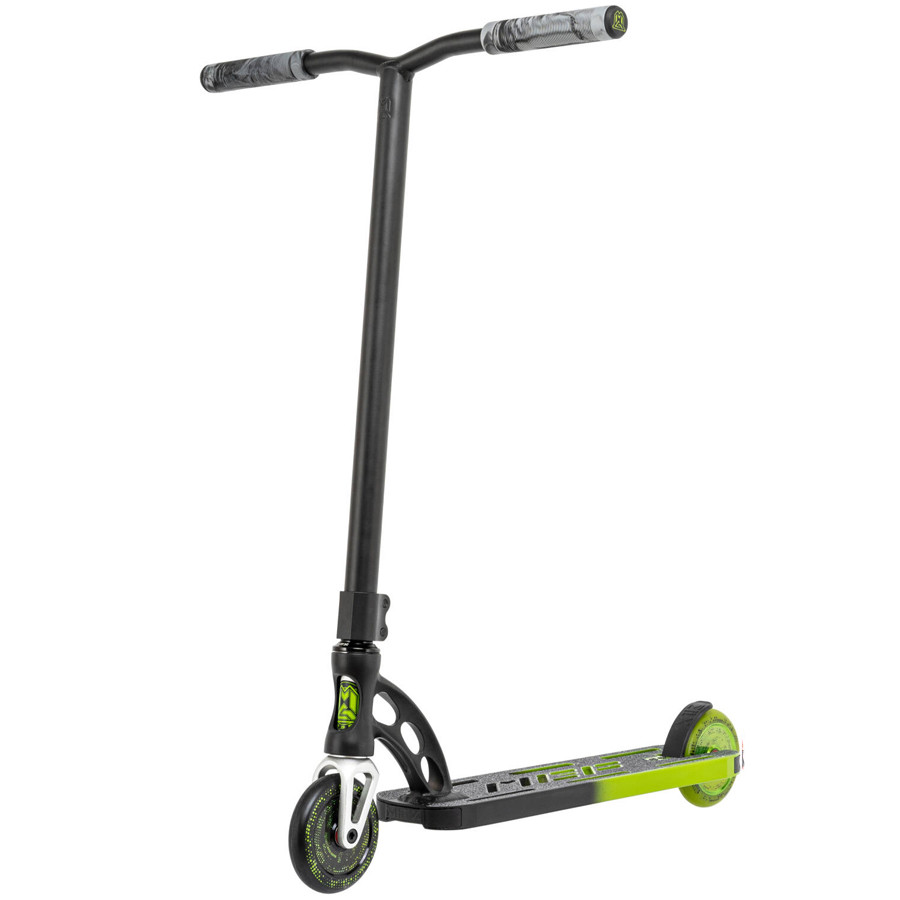 MGP Origin Pro Faded Scooter - Black/Green