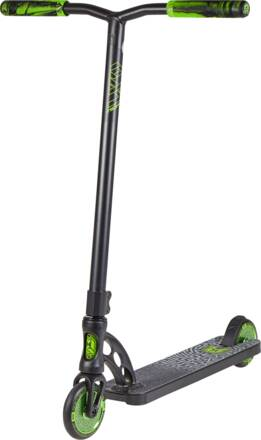 MGP VX9 Pro Black Out Range Scooter - Green / Black