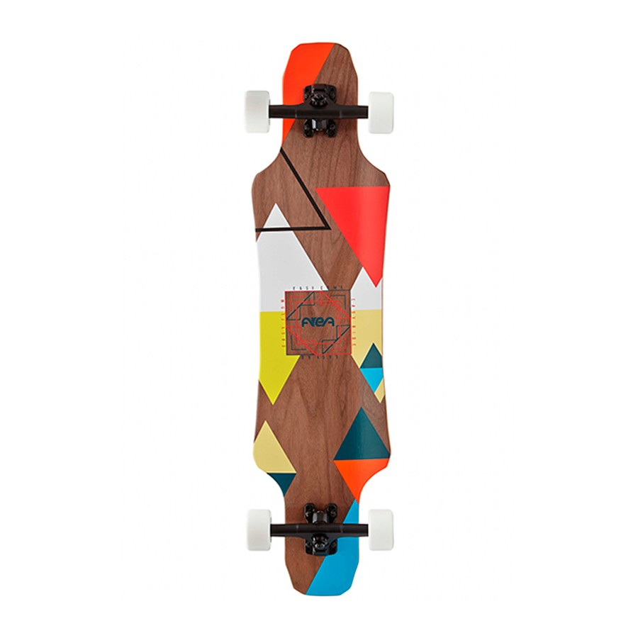 "Area longboard Easy Ride 39"" (100 cm)"