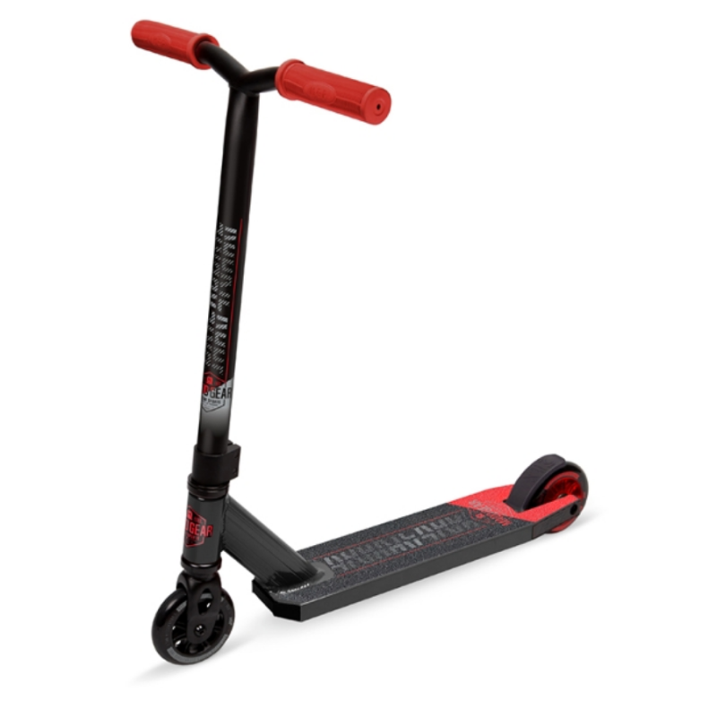 Madd Gear Carve Rookie Scooter - Black / Red