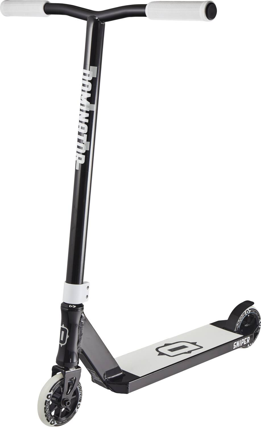 Dominator Sniper Scooter - Black / White