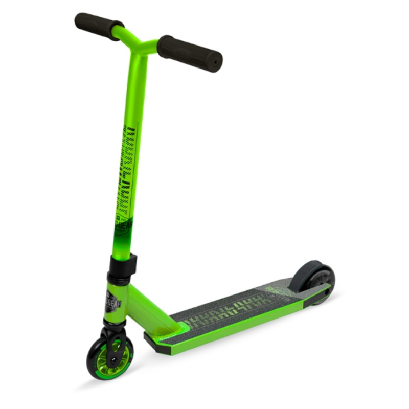 Madd Gear Carve Rookie Scooter - Lime / Black