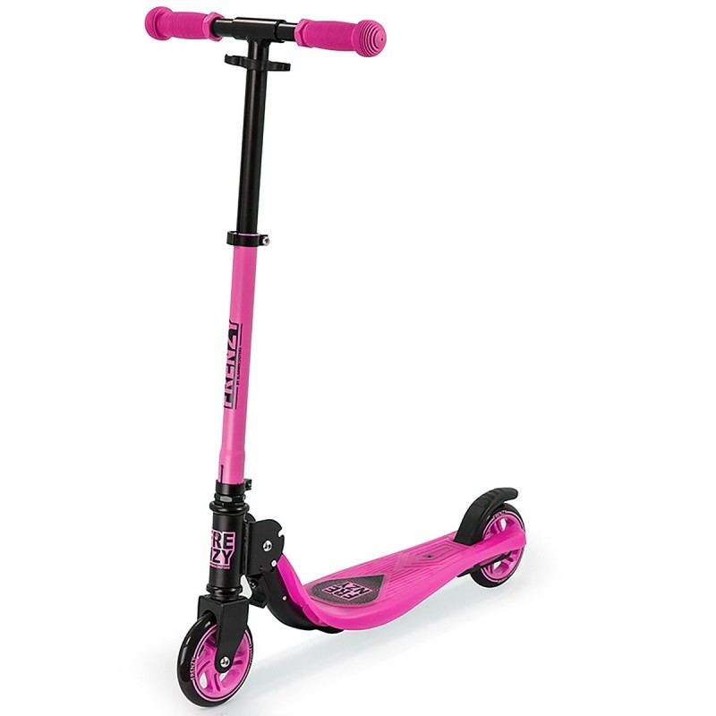 Slamm Frenzy Junior 120mm Scooter - Pink