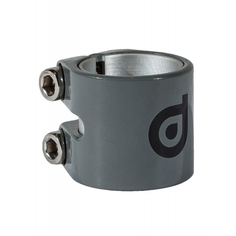 District S-Series DC15 Double Clamp - Rook