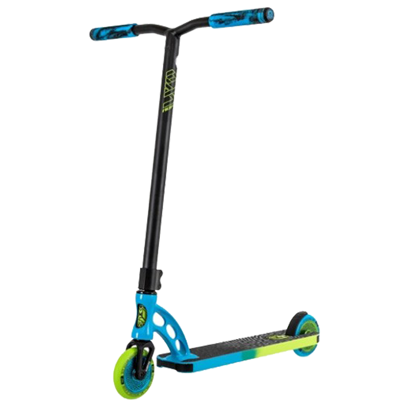 MGP VX9 Pro Fades Scooter - Blue / Lime