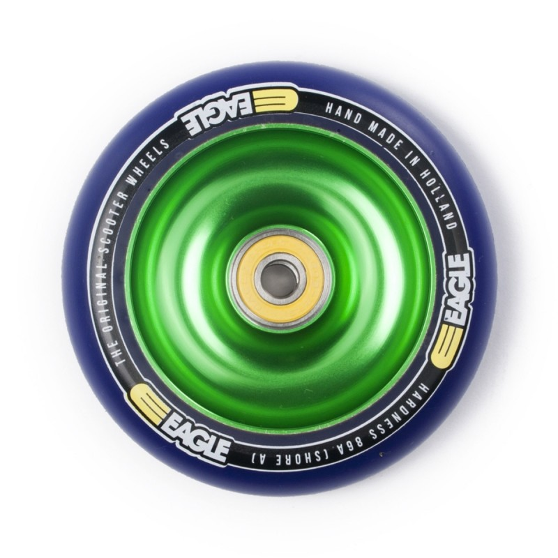 Eagle Sport Green Fullcore Wheel 100mm - Purple