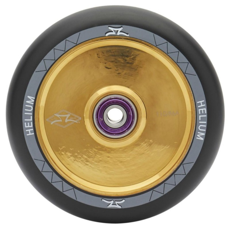 AO Helium 110 mm Wheel - Gold