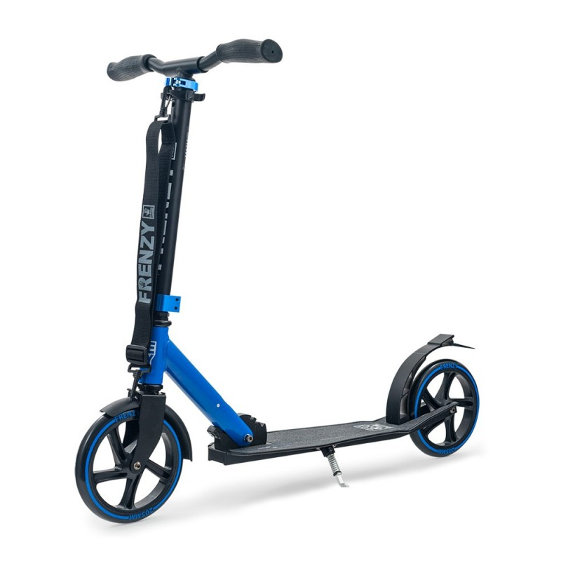 Slamm Frenzy 205mm Scooter - Blue