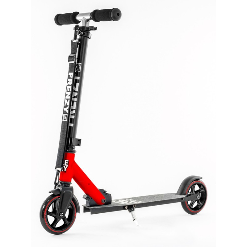 Slamm Frenzy 145mm Scooter - Red