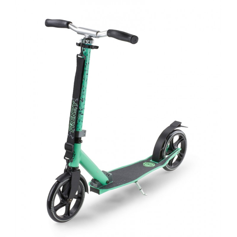 Slamm Frenzy 205mm Scooter - Teal
