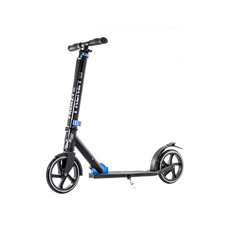 Slamm Frenzy 205mm Scooter - Black