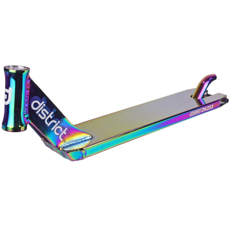 District S-Series DK253 deck - Neochrome