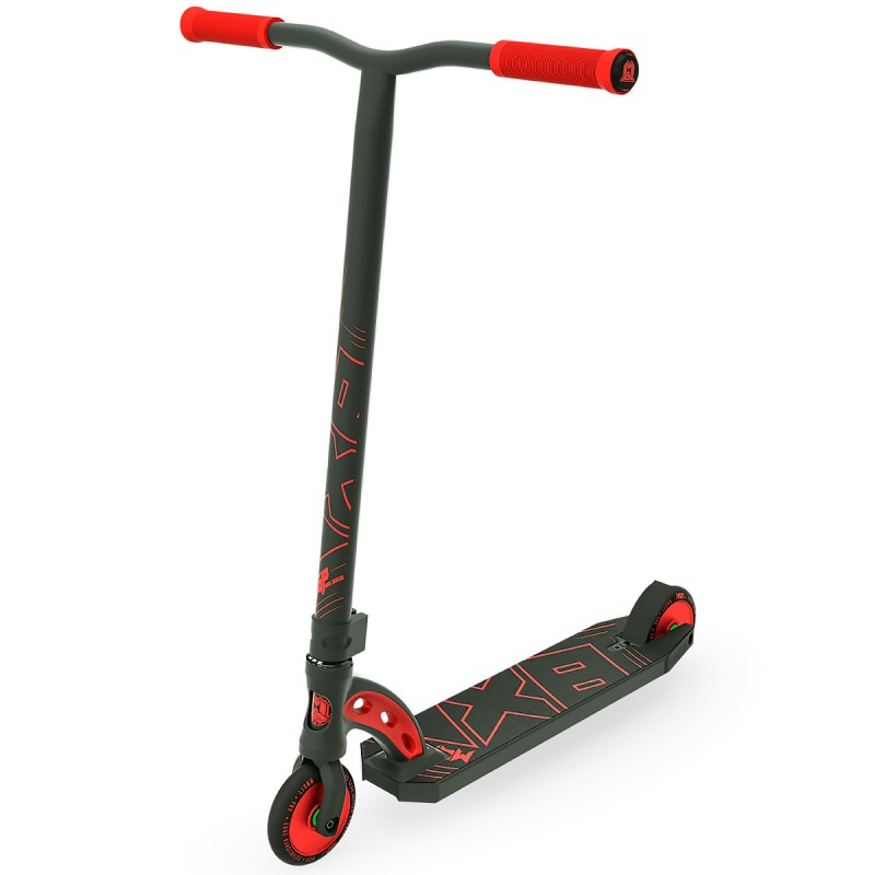 MGP VX8 Pro Black Out Range - Red / Black