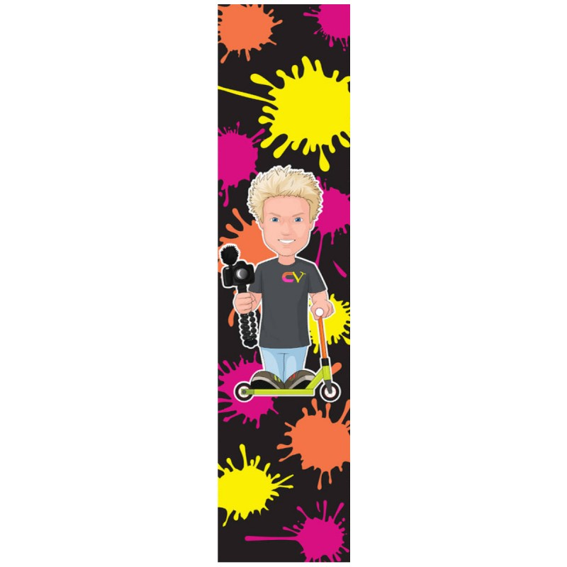Figz Collection Claudius Vertesi XL Grip Tape