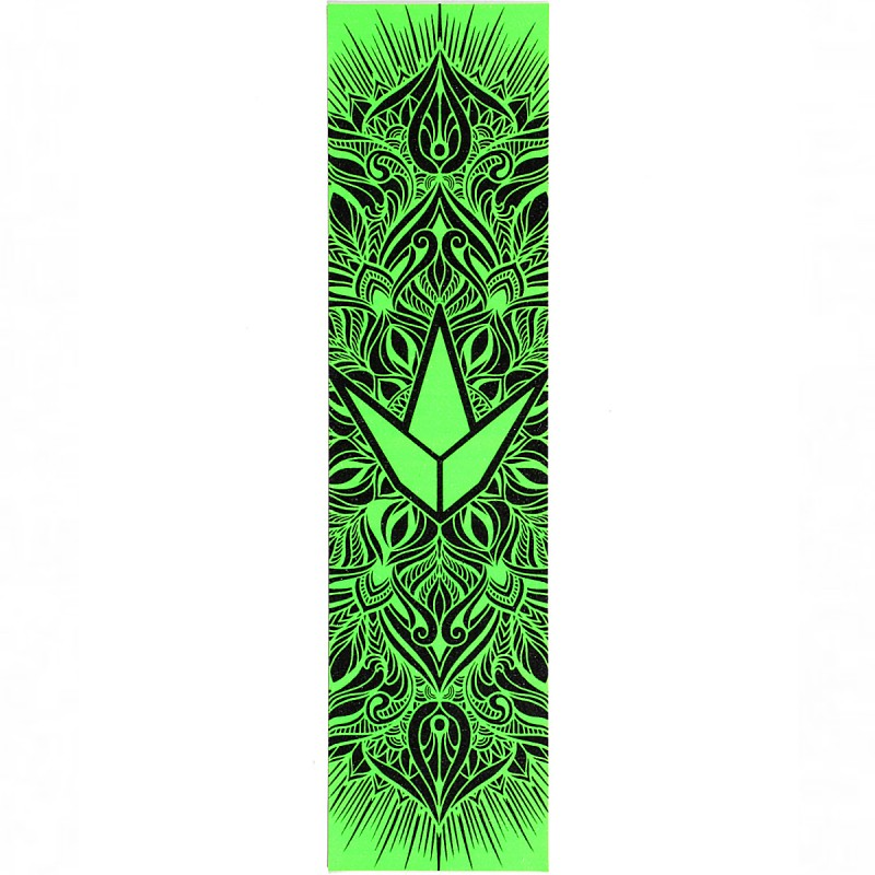 Blunt Mandala Grip Tape - Green