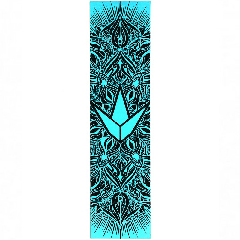 Blunt Mandala Grip Tape - Teal