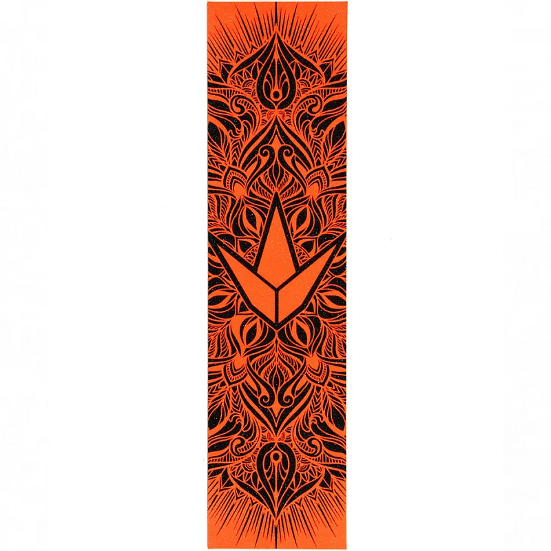 Blunt Mandala Grip Tape - Red