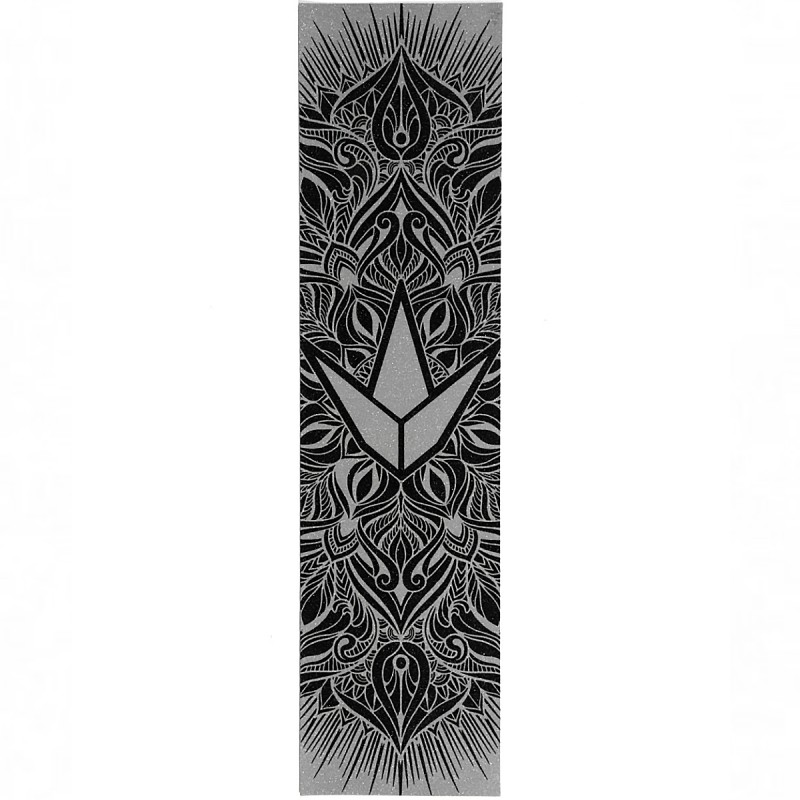 Blunt Mandala Grip Tape - Grey