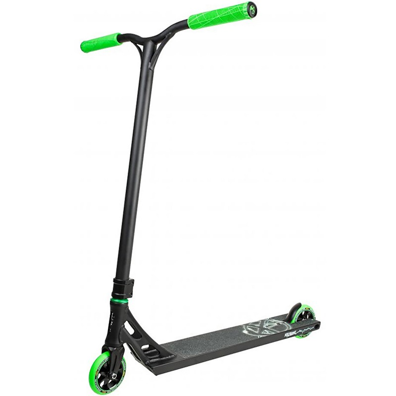 Addict Equalizer Scooter - Black / Green
