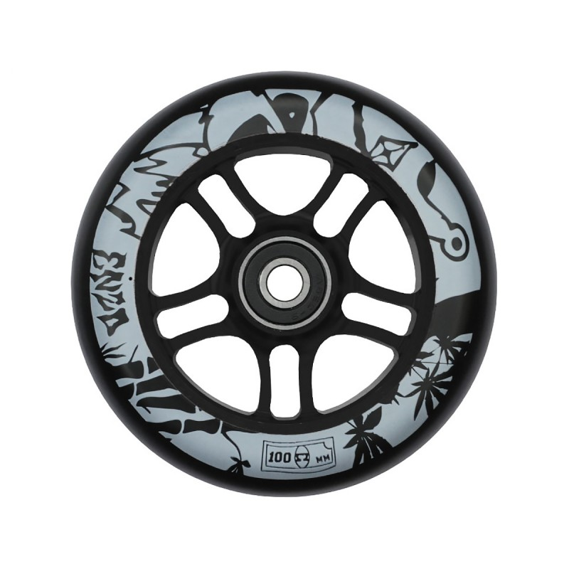 AO ENZO 2 100mm Wheel - Black