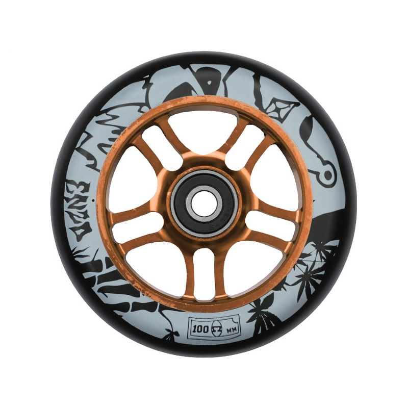 AO ENZO 2 100mm Wheel - Gold