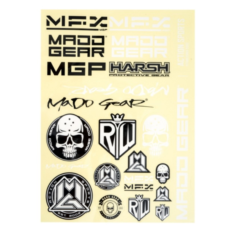 MGP Sticker Set
