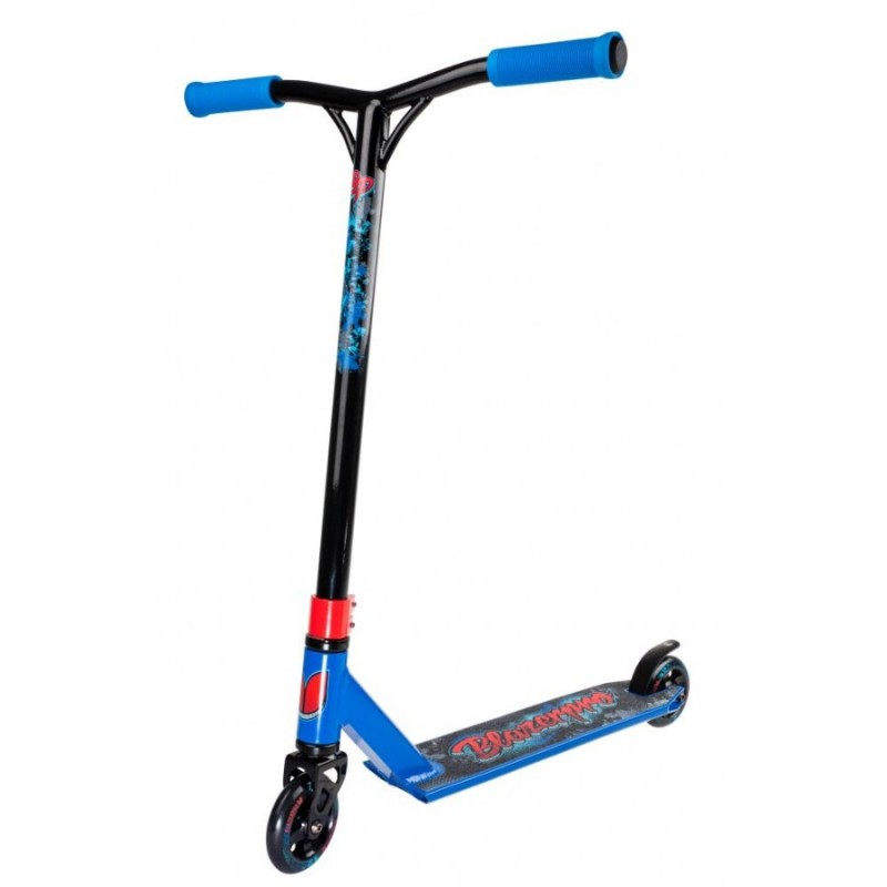 Blazer Pro Distortion 2 Scooter - Blue/Red