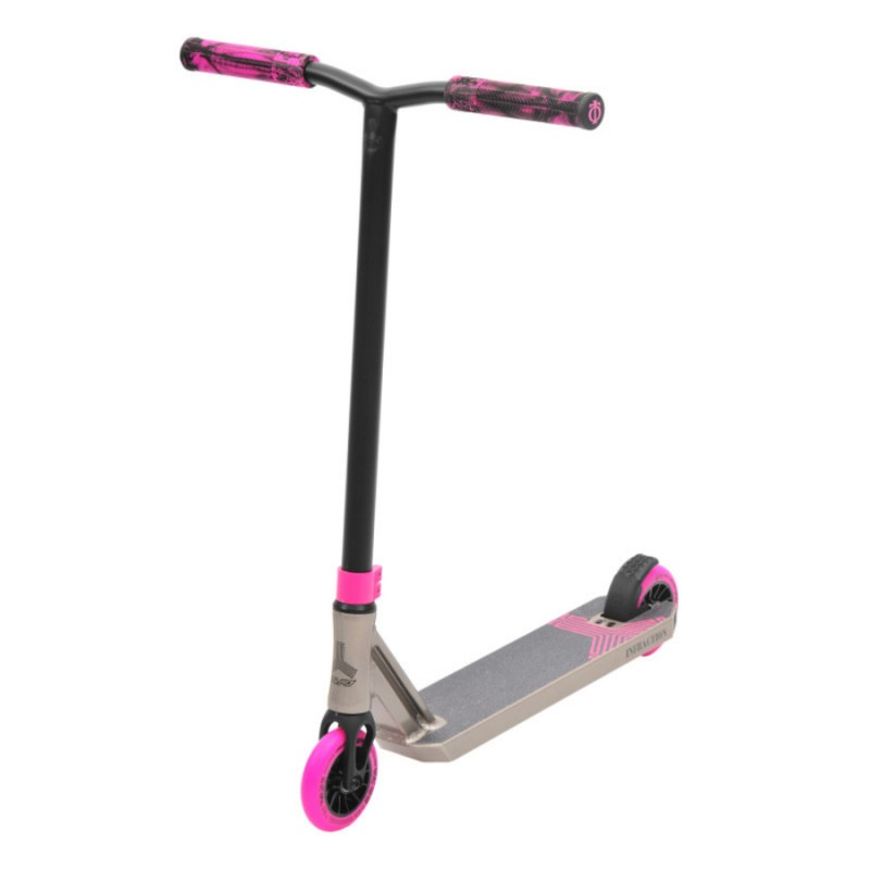 Triad Infraction Scooter - Titanium/Pink